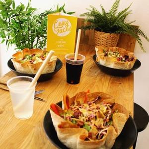 L'équipe du @cosytacos te souhaite un bon week-end !!  => viens déguster wraps et salades pour un été healthy🌞 => Dieticosy sur @ubereats_fr  Rendez-vous au 6 rue Castelnau d'Auros à Bordeaux !    #bordeaux #bordeauxmaville #bougerabordeaux #bordeauxfood #topbordeaux #bordeauxtopfood #cosytacos #tacos #frenchtacos #food #restaurant #instafood #miam #wrap #salade #summer #été #holidays #dieticosy #weekend