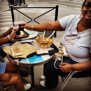 Bravo à notre gagnante du jeu concours spécial fête des mères @mellebordeaux 💝🥰  Heureux de vous avoir permis de passer un moment chez nous 🌞  À bientôt !!  #cosytacos #cosy #tacos🌮 #salad #frenchtacos #fetesdesmeres #jeuconcours #bordeauxbastide #bordeauxfood #bordeauxmaville #bordeauxtopfood