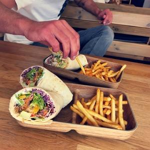 Ton Cosy Tacos fait aussi de délicieux wraps ultra gourmands ! Envie de changement ? Lance toi et test ! Tu ne vas pas le regretter 🤩  #tacos🌮 #wrap #salade #COSY #avocadochicken #food #fresh #foodstagram #foodphotography #chips #freshfood #bordeauxfood #bordeauxmaville #bordeauxtopfood